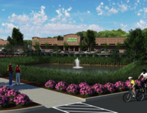$7.9 MILLION CONSTRUCTION LOAN FOR DEVELOPMENT OF A PUBLIX ANCHORED SHOPPING CENTER